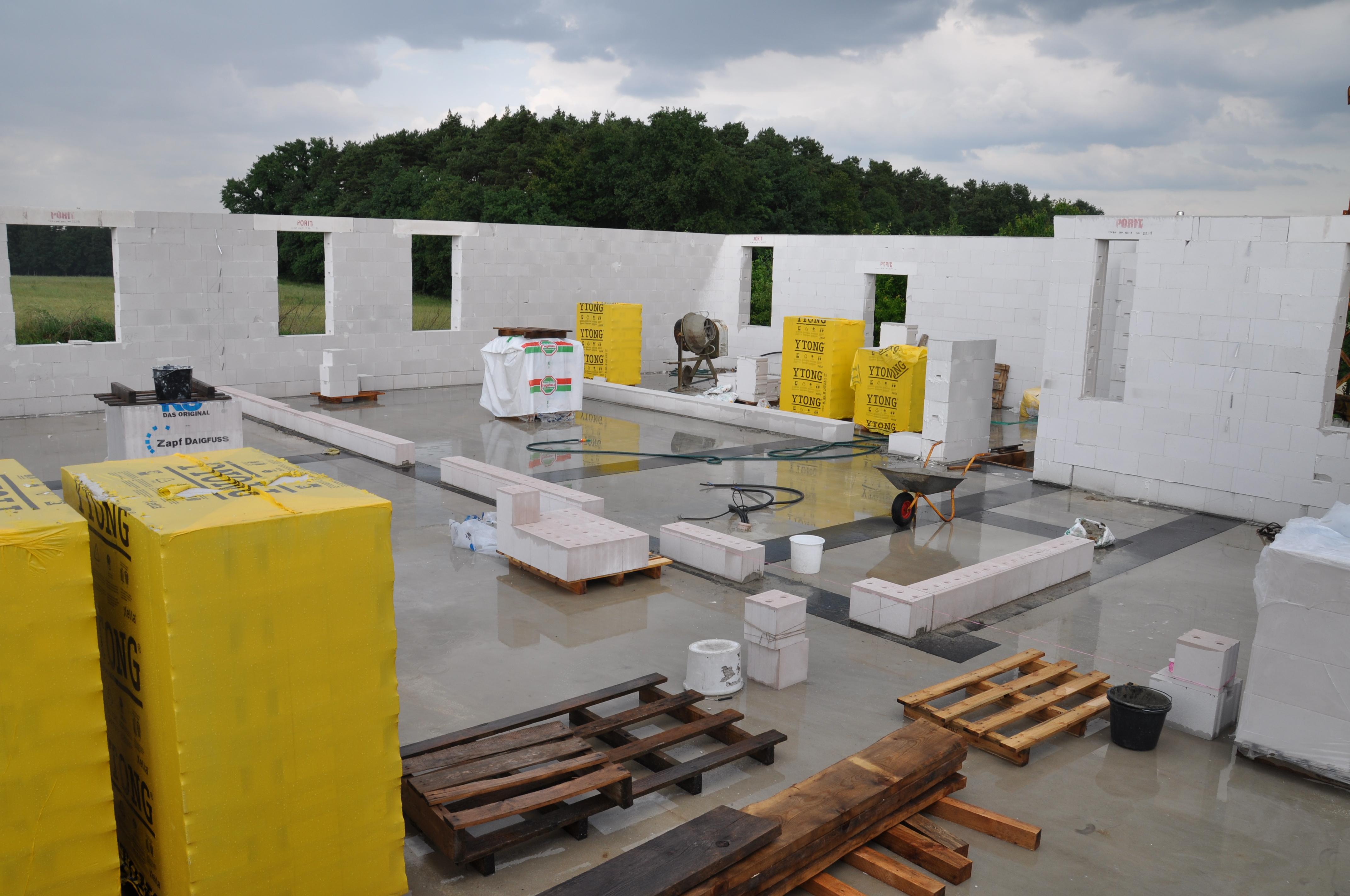7 juni 2011 haus im selbstbau. Black Bedroom Furniture Sets. Home Design Ideas