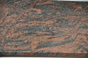 Granit Multicolor Red