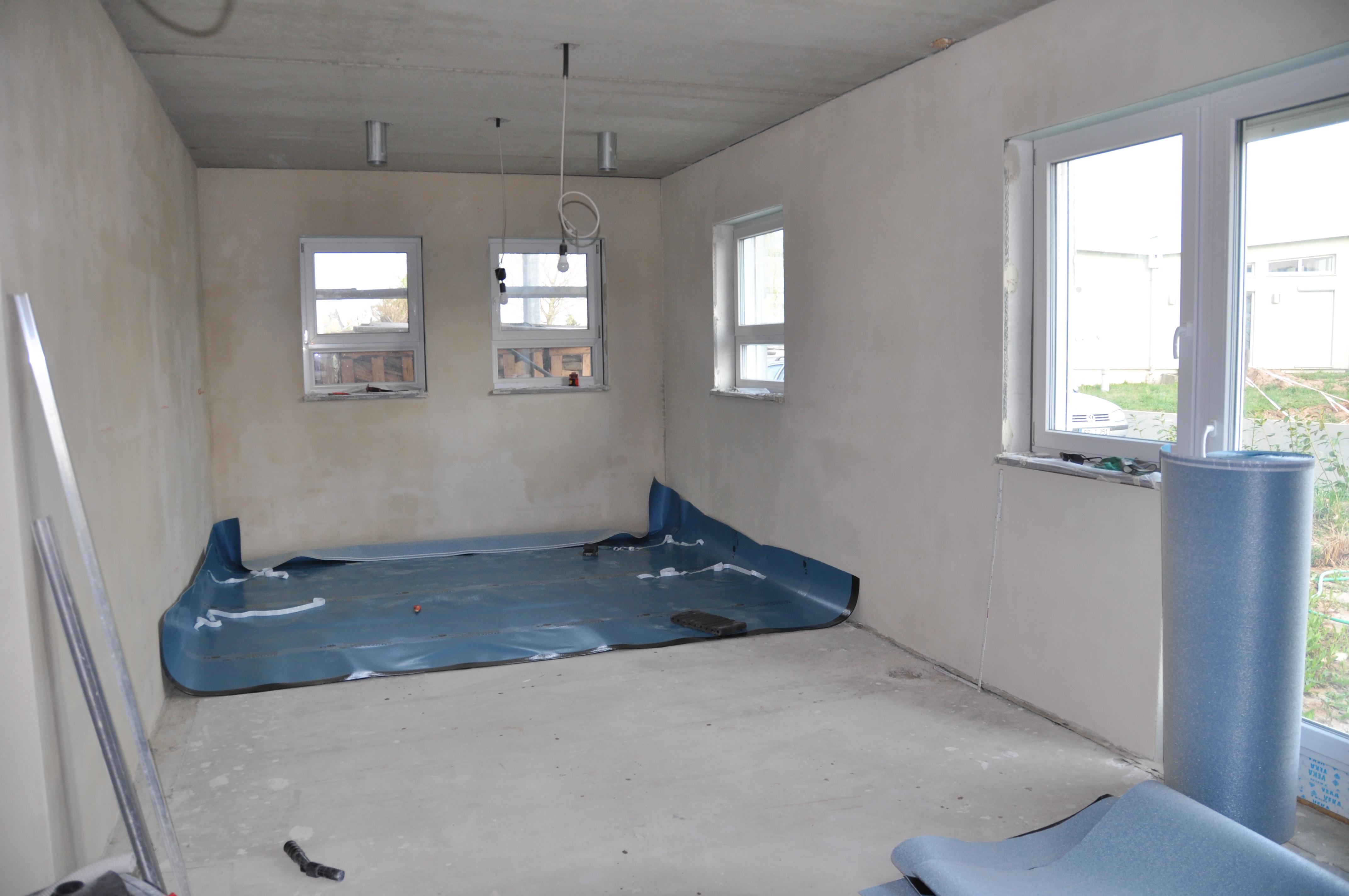nachdem jetzt das gesamte erdgeschoss haus im selbstbau. Black Bedroom Furniture Sets. Home Design Ideas