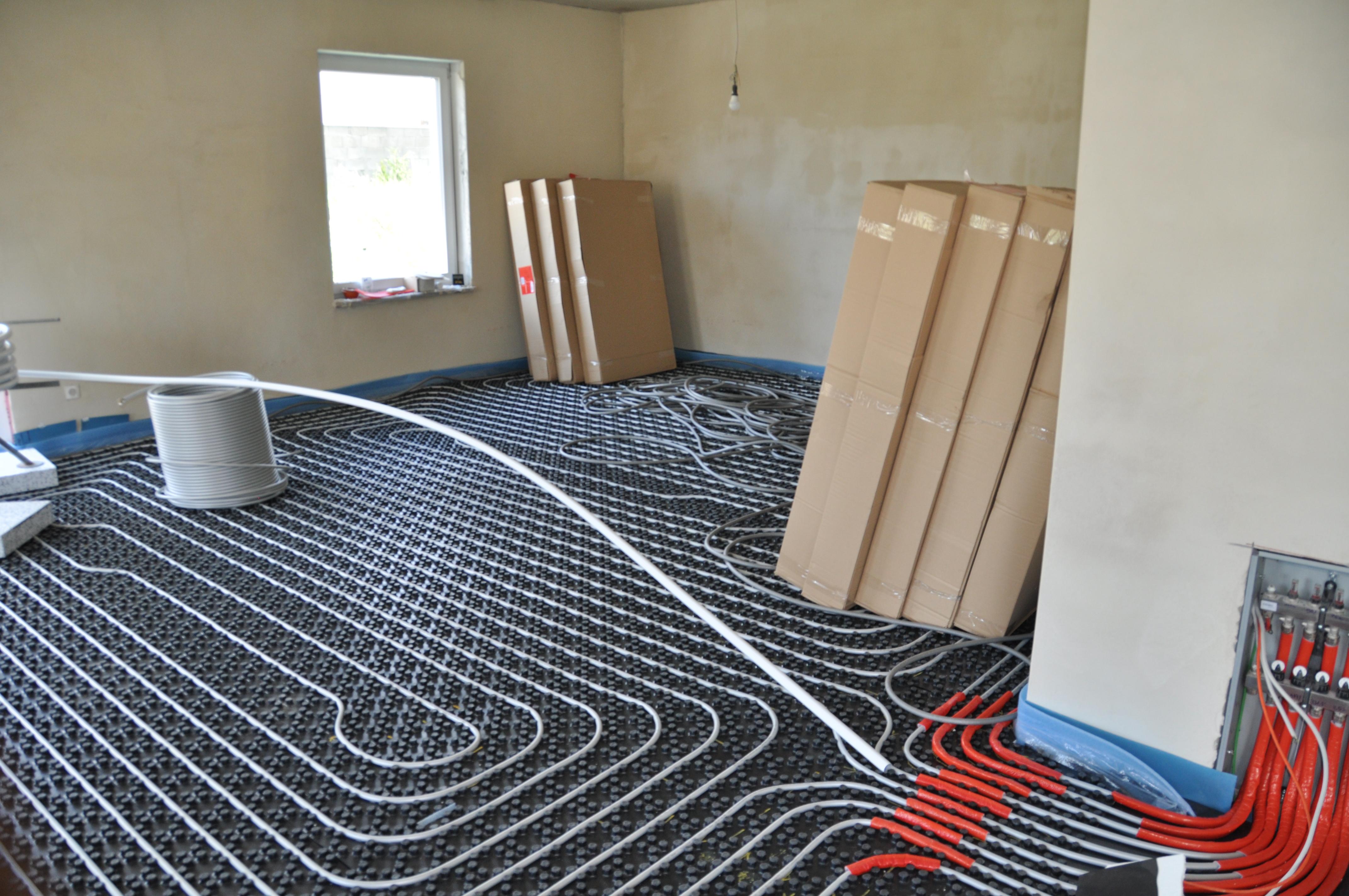 Fußboden Verteiler ~ Fußbodenheizung haus im selbstbau